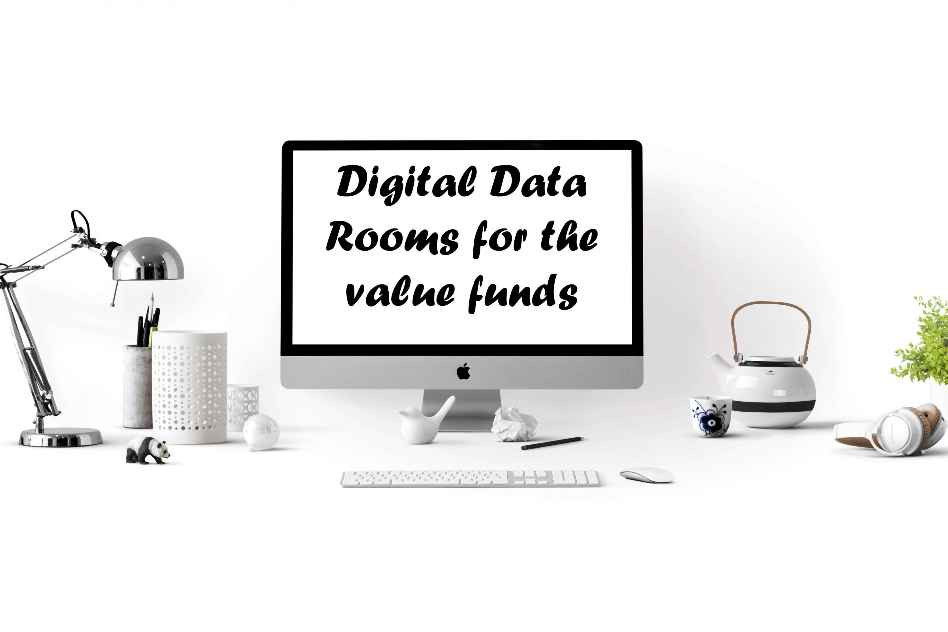 Digital Data Rooms for fundraising