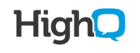 logotype of highq