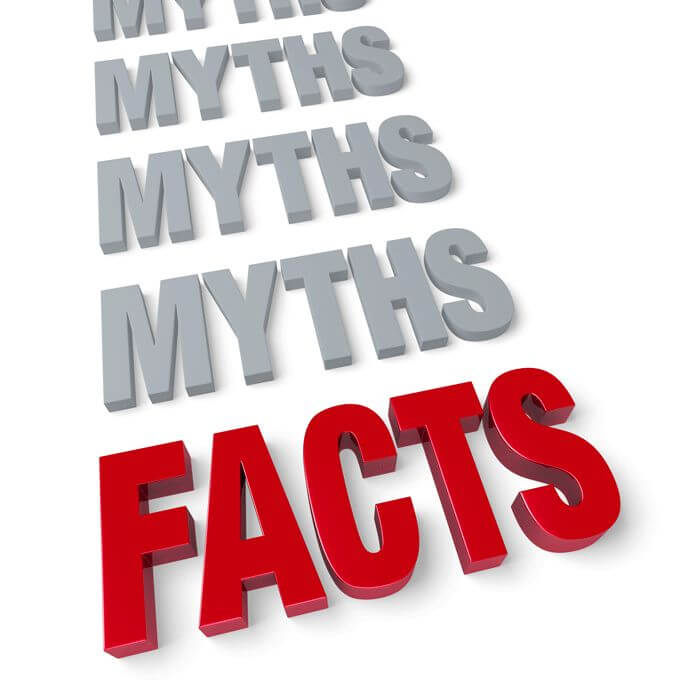 myths and facts about data rooms